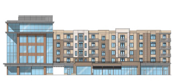 The District at City Center Rendering