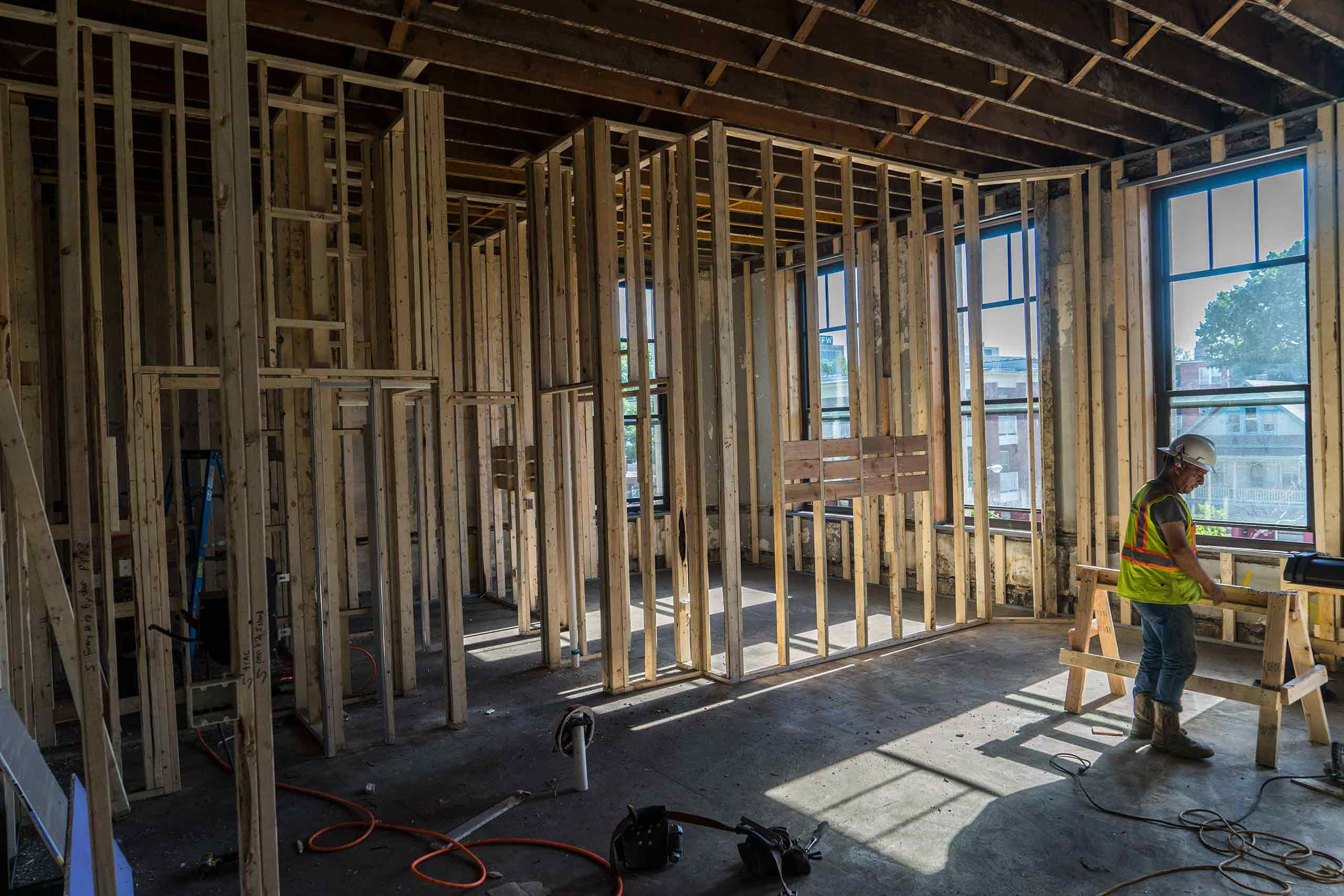 Norman School Lofts Harenlaughlin Construction