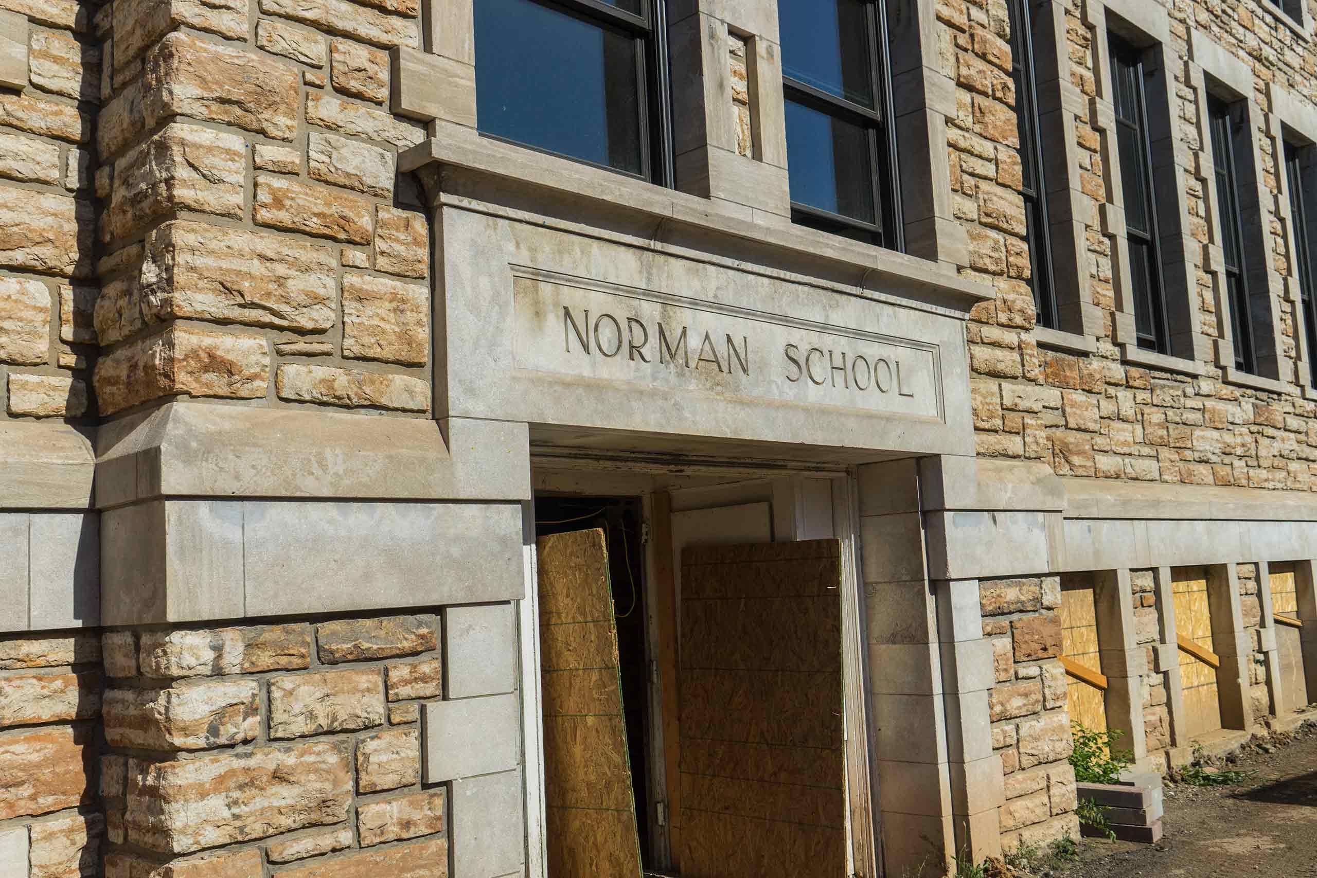 Norman-School-Lofts-Lintel
