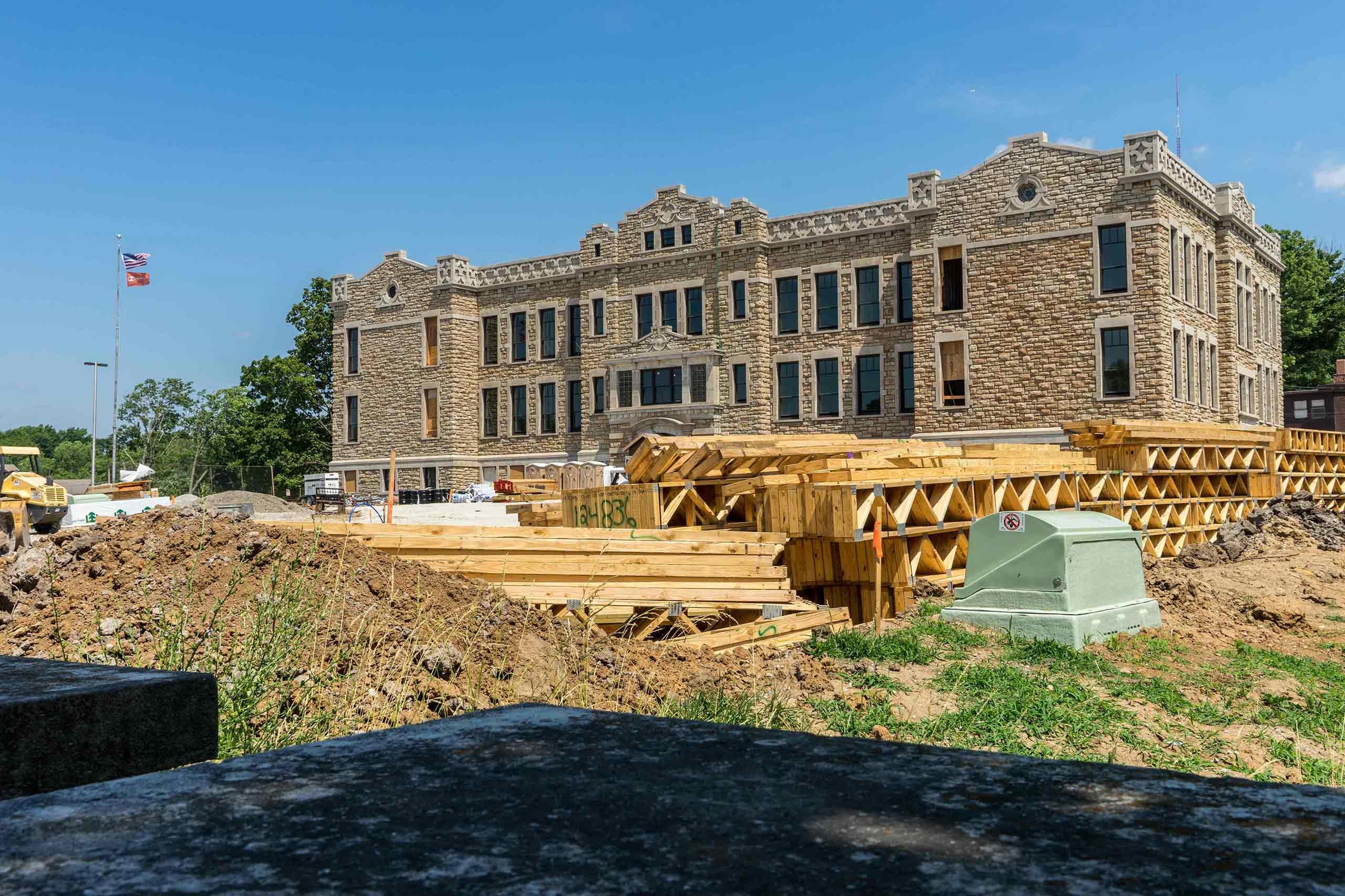 Norman-School-Lofts-front-wide