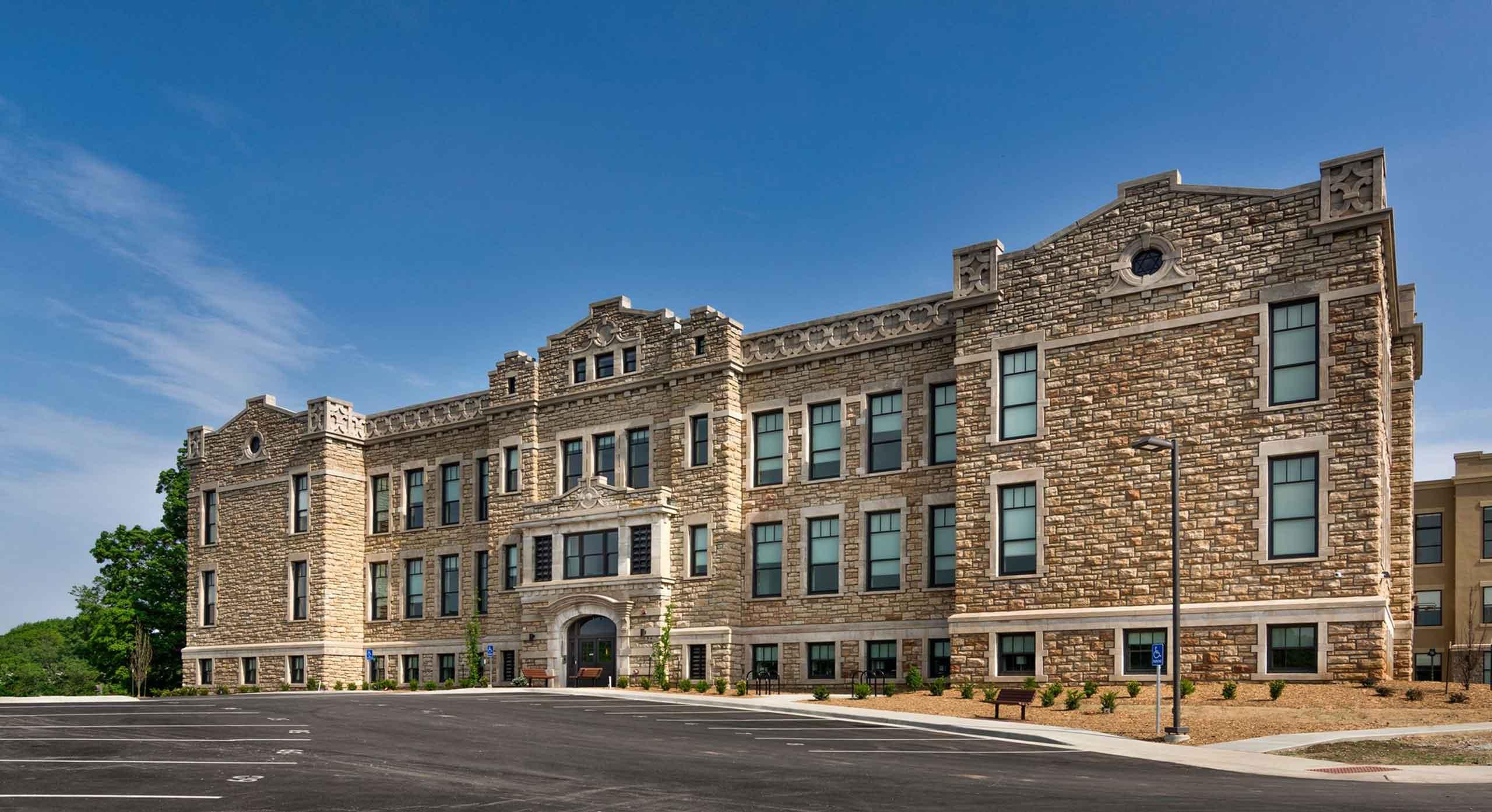 Norman School Lofts