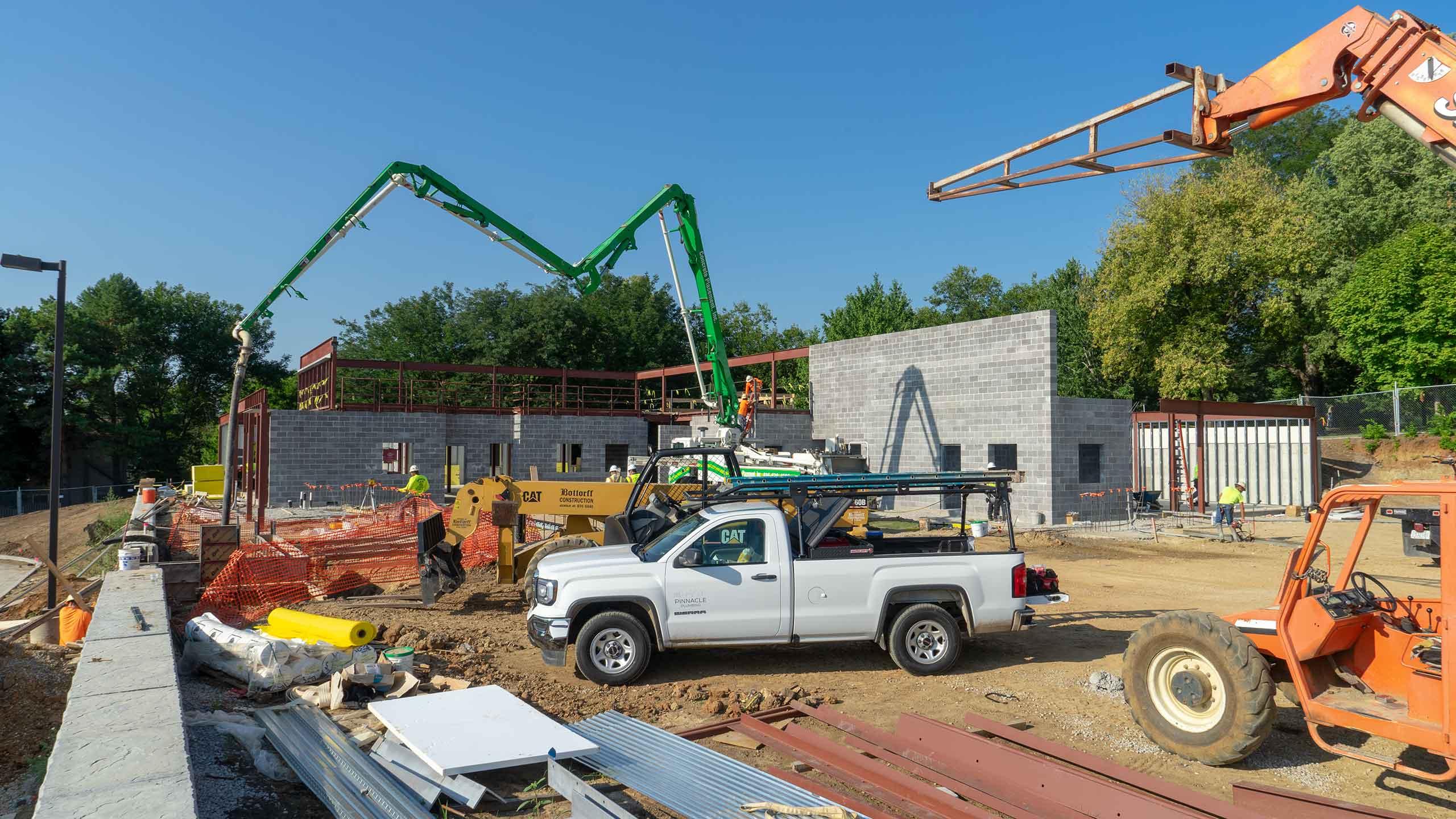 Prairie-Village-Fire-Station-23-Work-In-Progress